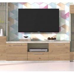 Mueble tv Curve dos puertas...