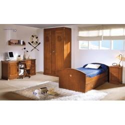 Dormitorio con nido dos...
