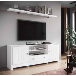 Mueble tv 178 cm. Mediterráneo