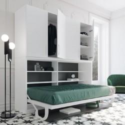 Abatible escritorio+armario...