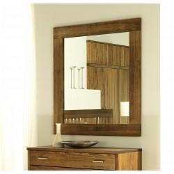 Espejo Nova madera de pino