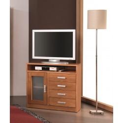Mesa tv madera de pino