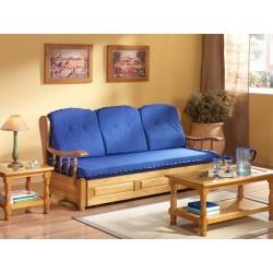 Sofá cama pino provenzal