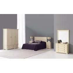 Dormitorio Maya con armario