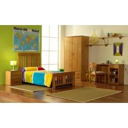 Dormitorio juvenil colonial...