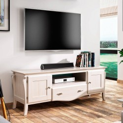 Mueble tv Mediterráneo 150 cm.