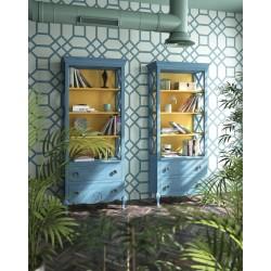 Librero Volga dos cajones