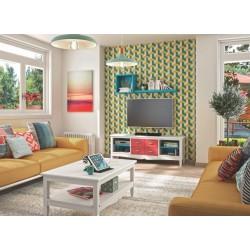 Salón Amberes con tv 153