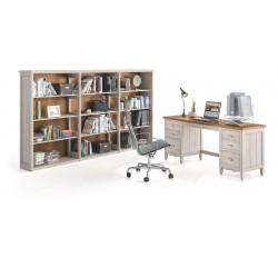 Despacho Amberes con librería