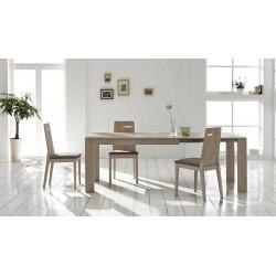 Mesa con doble extensible...