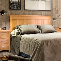 Cabecero Níger madera cama...