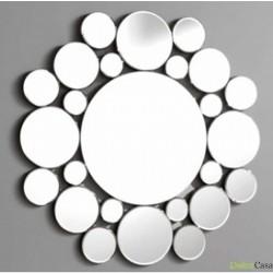 Espejo esferas