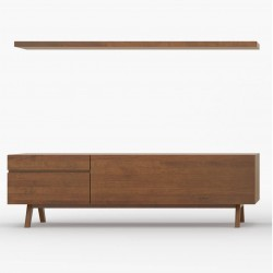 Mueble tv 180 cm. diseño en...